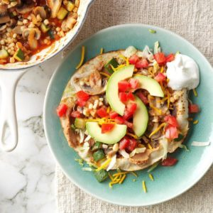 50 Bean-Based Vegetarian Recipes