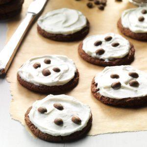 Reindeer Track Cookies