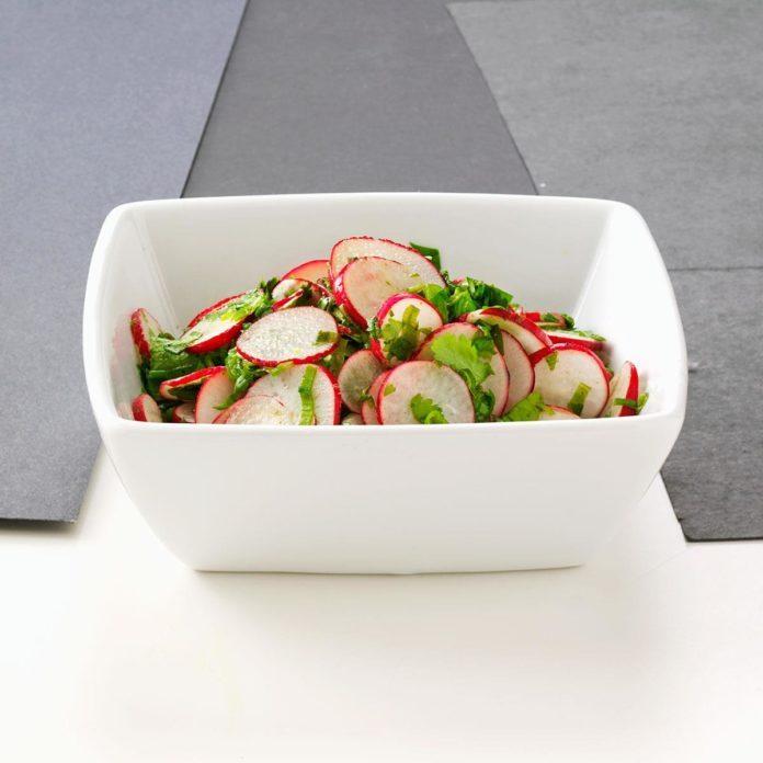 Relish the Radish Salad