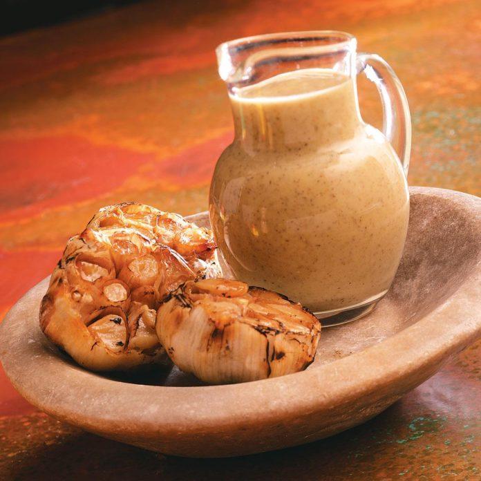 Roasted Garlic Vinaigrette