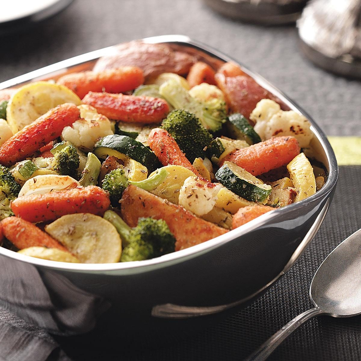 Roasted Harvest Vegetables Recipe