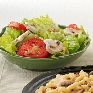 Romaine and Walnut Salad