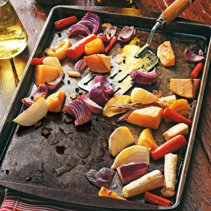 Root for Winter Vegetables