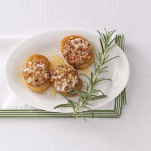 Rosemary Goat Cheese Bites