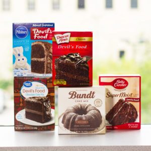 We Taste Tested 6 Chocolate Cake Mixes. Can You Guess Our No. 1 Pick?