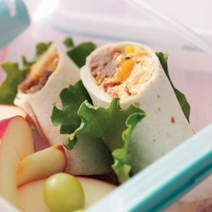 Sammie's Breakfast Burritos for Two