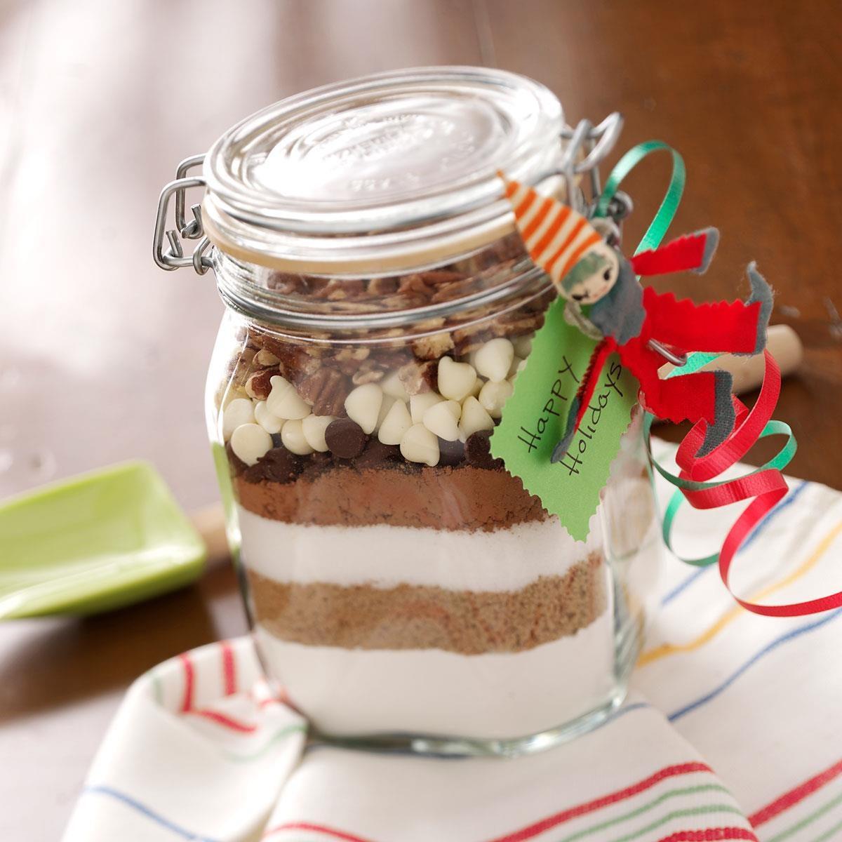 Grandma S Chocolate Cake With Brownie Mix