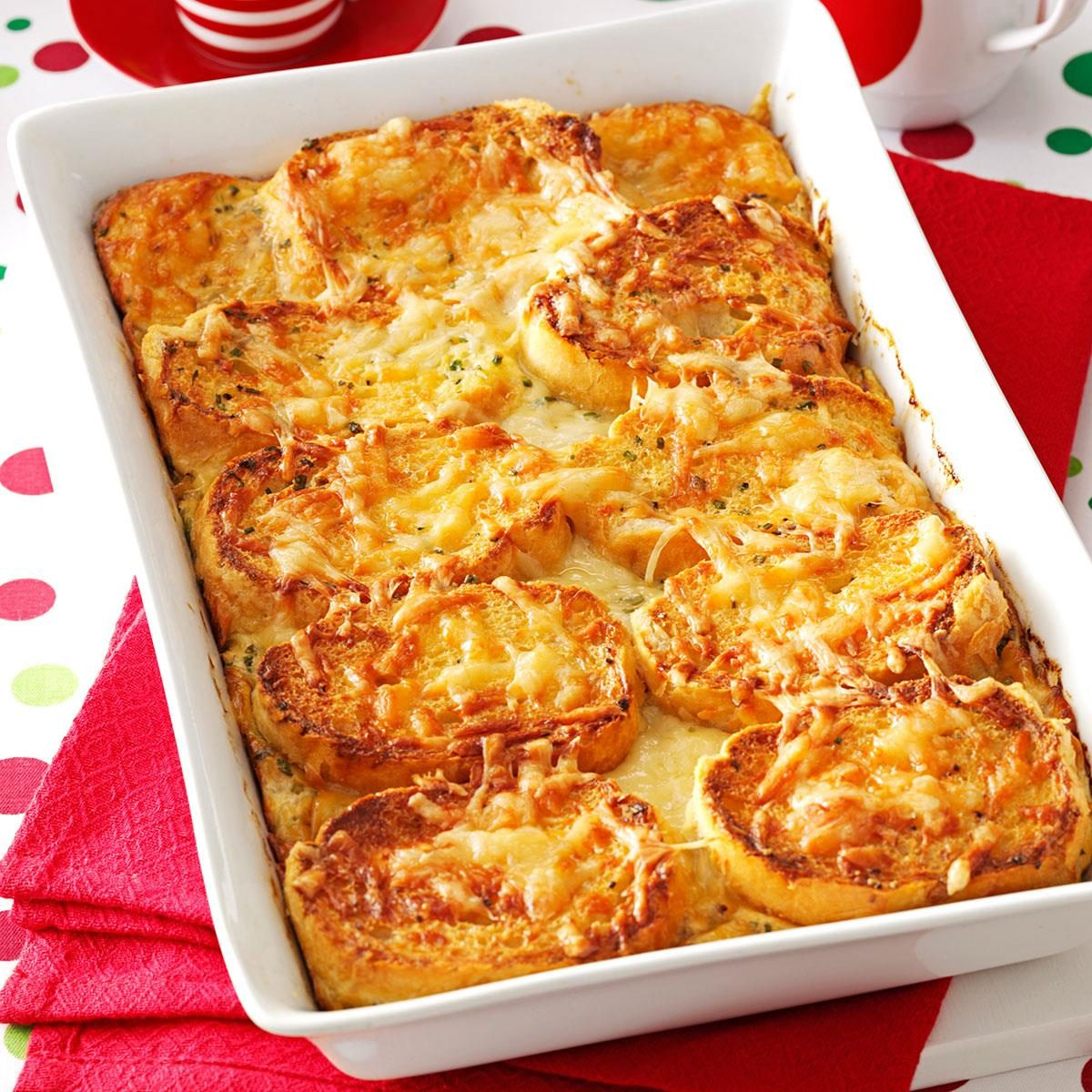 Savory French Toast Bake Recipe