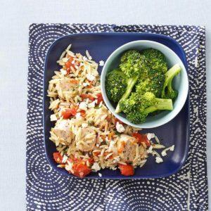 Seasoned Broccoli Spears