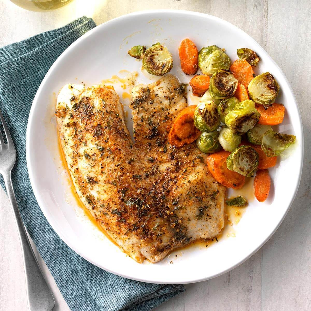 45 Diabetic-Friendly Recipes for Two