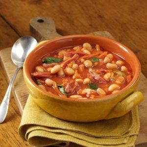Shaker Bean Soup
