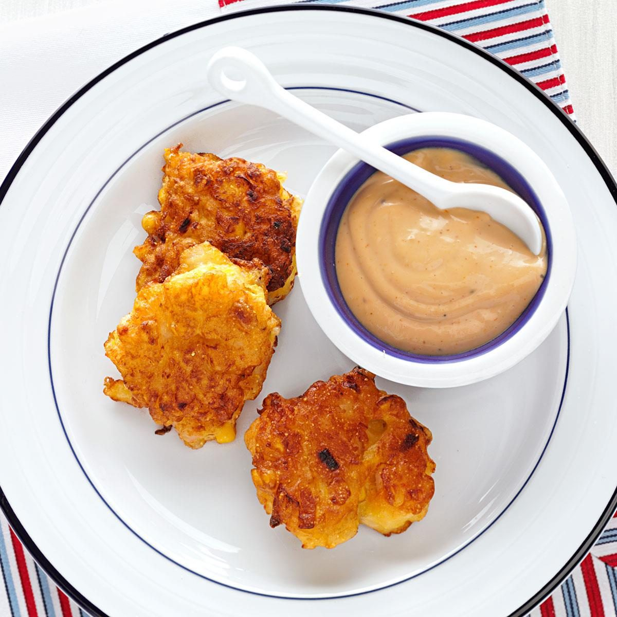 Southern Living Corn Cakes