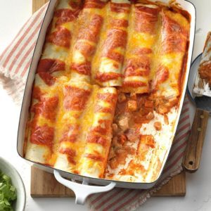 Our Best Chicken Enchilada Recipes
