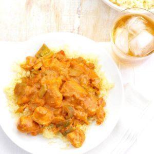 Simple Chicken Stir-Fry