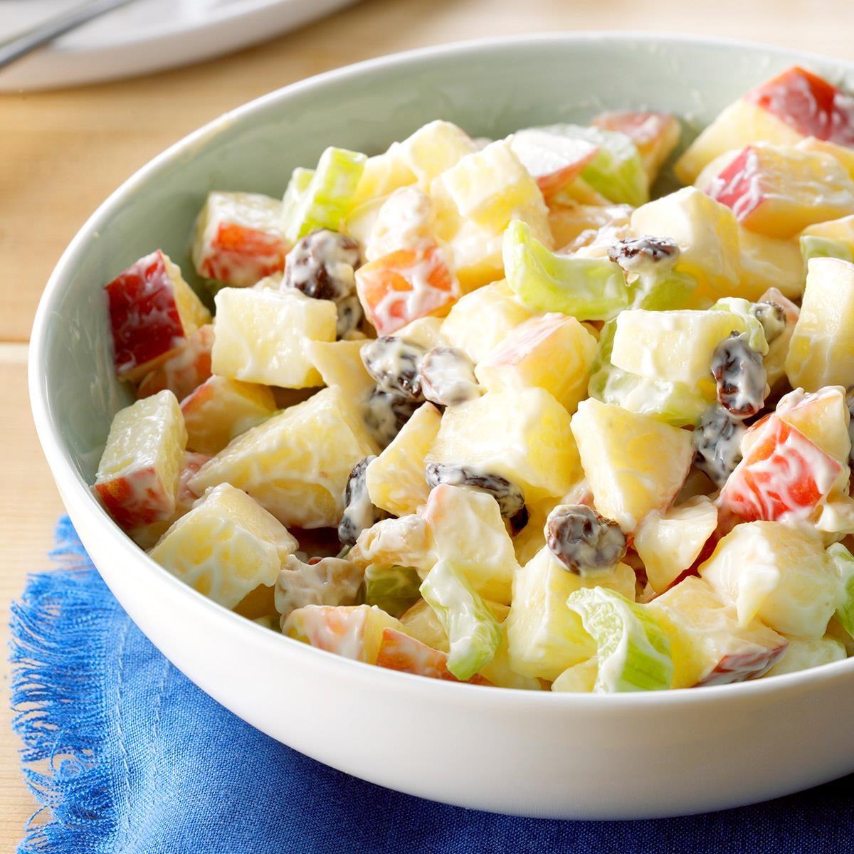 Simple Waldorf Salad Recipe | Taste of Home