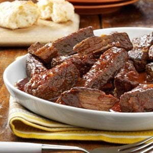 Slow-Cooked Short Ribs