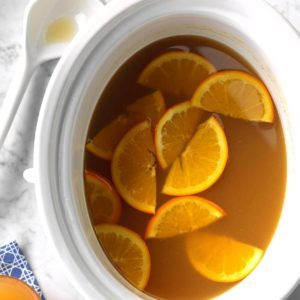Slow Cooker Cider