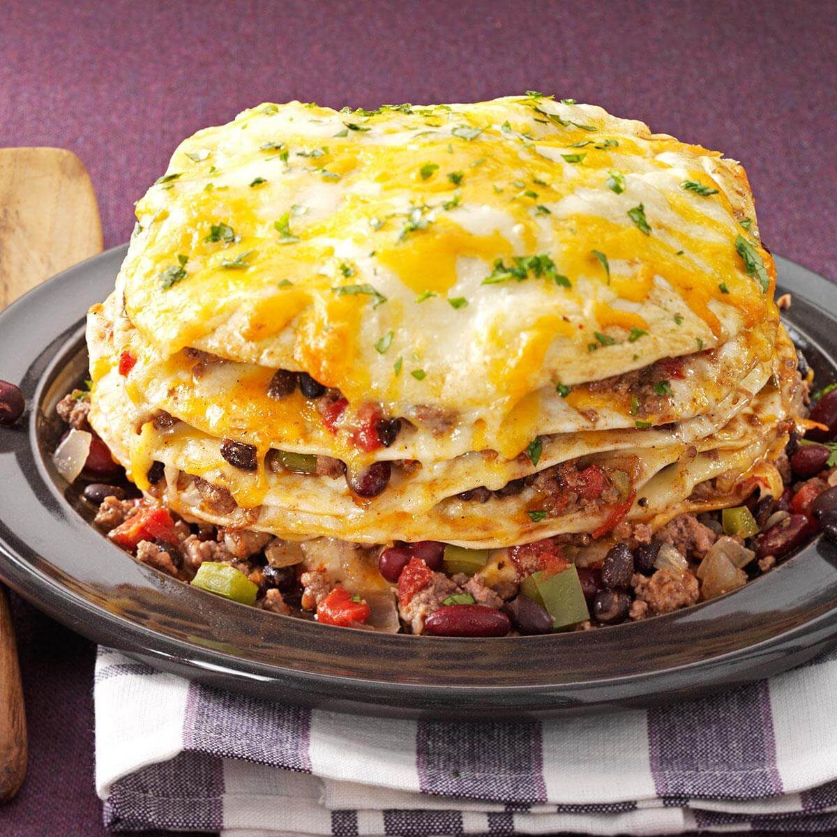 Slow Cooker Dinners: Slow Cooker Enchiladas Recipe