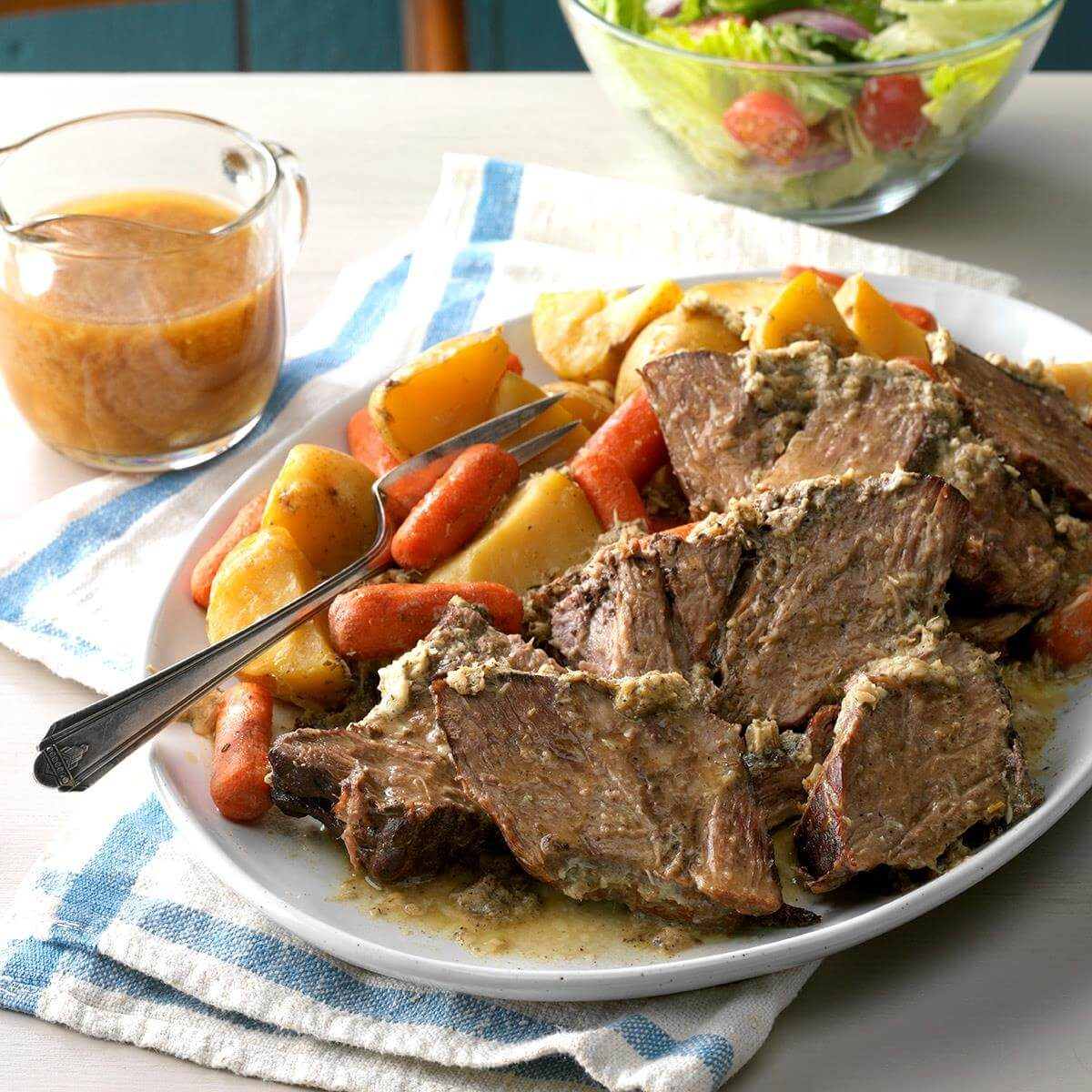 30 Slow Cooker Steakhouse Recipes