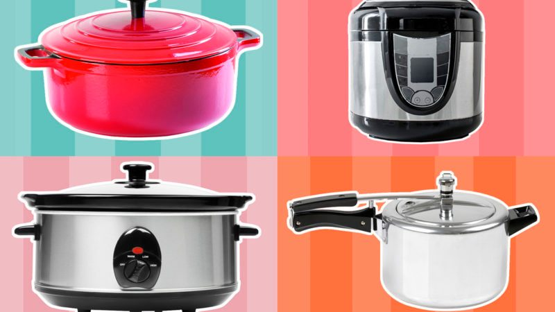 Slow Cooker, Pressure Cooker, Dutch Oven or Instant Pot