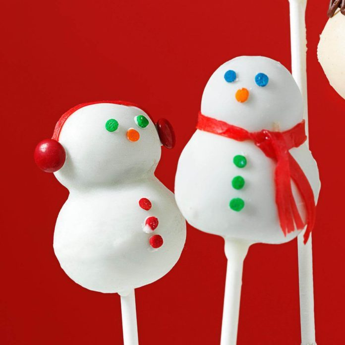 Who Makes Cake Pops
