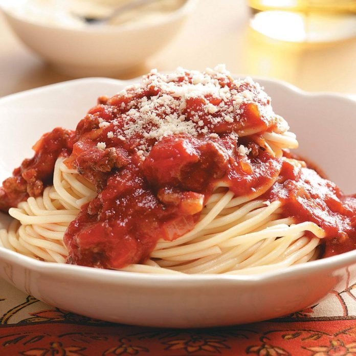 So-Easy Spaghetti Sauce