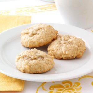 Soft Honey Cookies