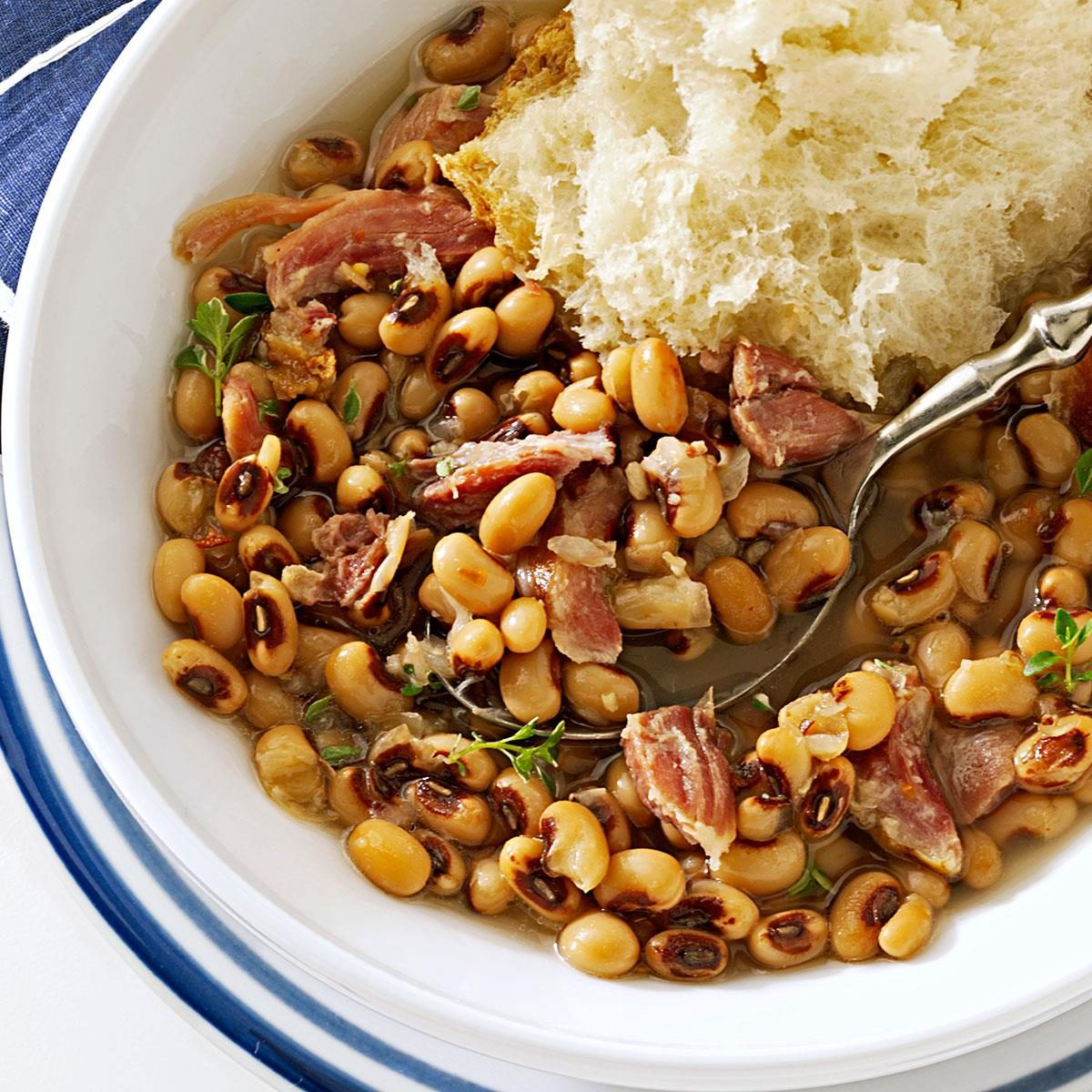 Southern black eyed peas recipe taste of home forumfinder Choice Image