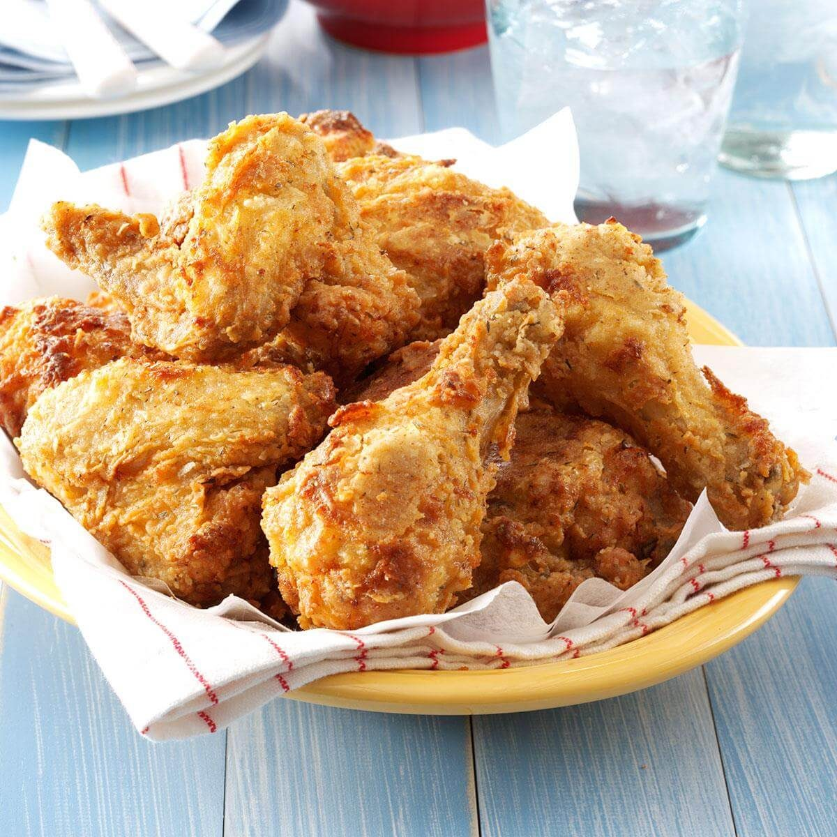 Southern Fried Chicken | KitchMe  |Southern Cooking Fried