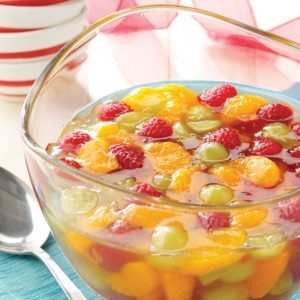 Sparkling Gelatin Salad