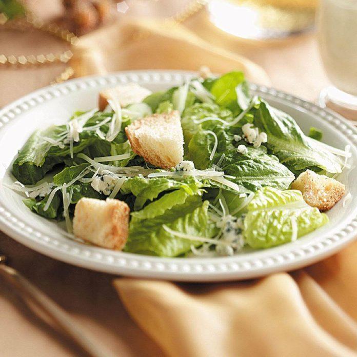 Special Romaine Salad