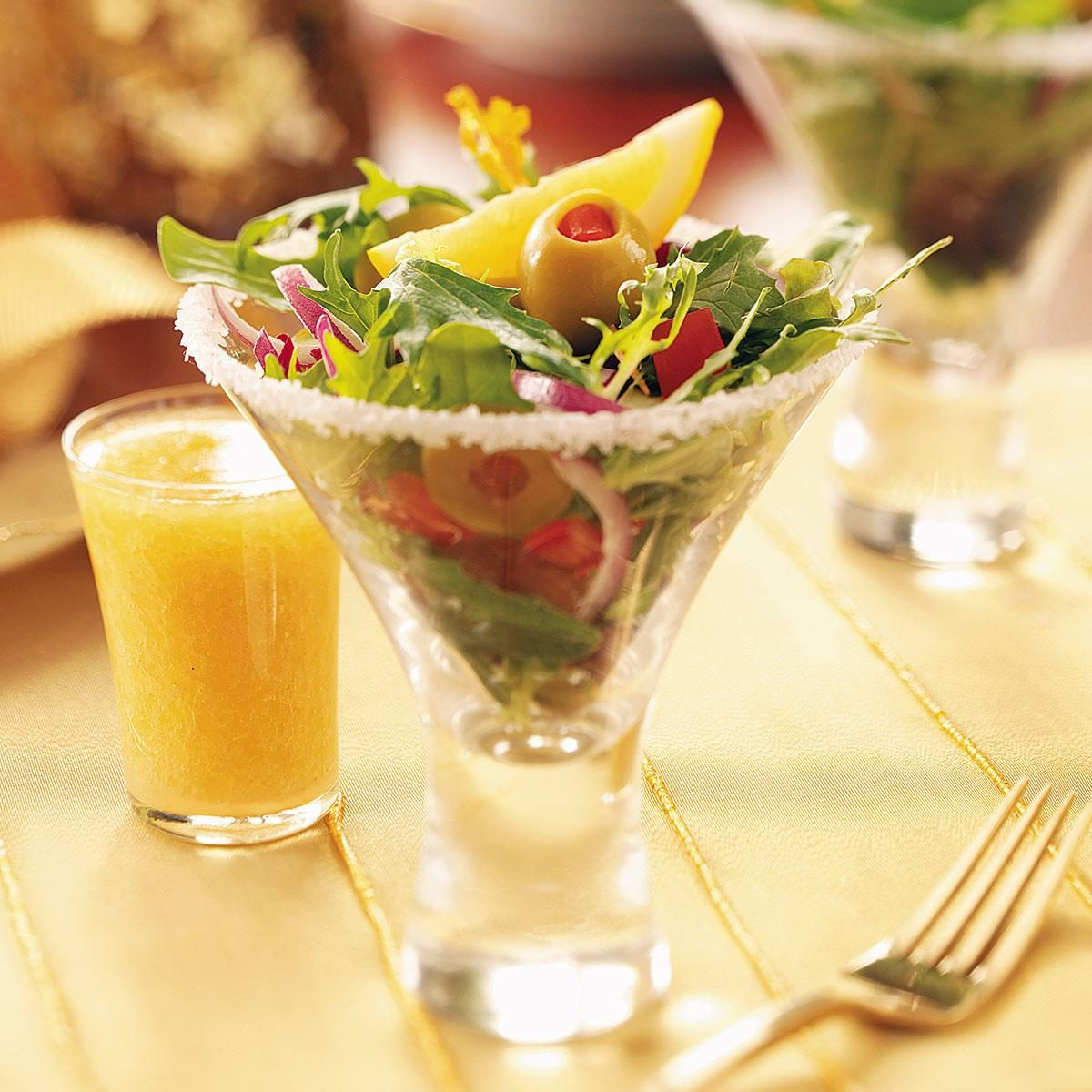 Spectacular Dirty Martini Salad Recipe Taste Of Home