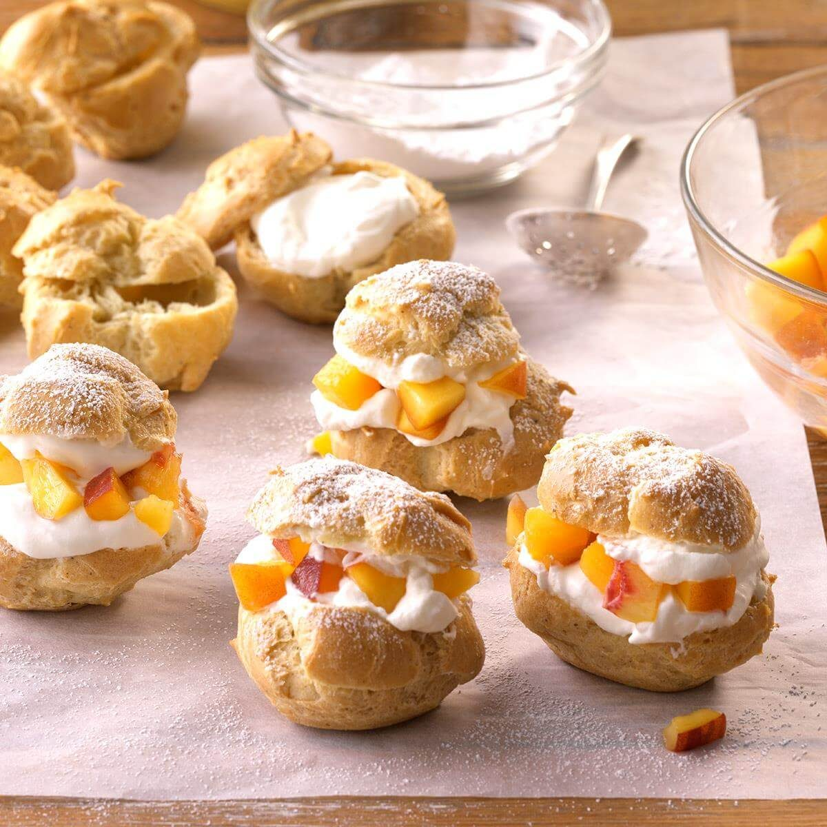 35 Fresh Peach Recipes To Make With Your Summer Bounty