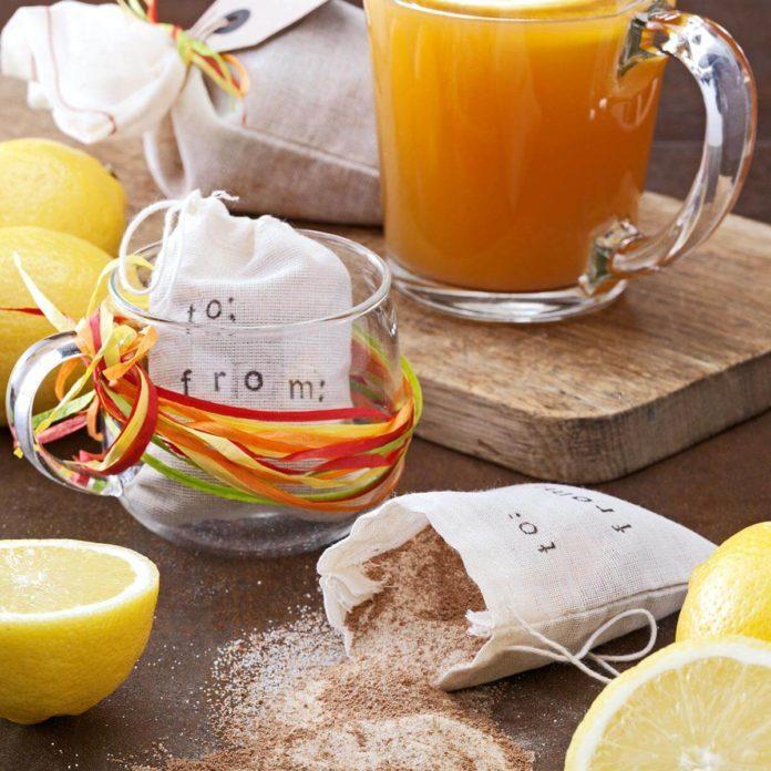 Spiced Tea Mix