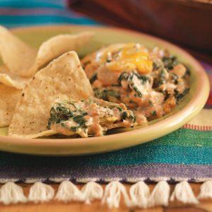 Spinach Cheese Dip
