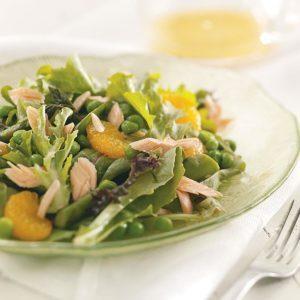 Springtime Salmon Salad