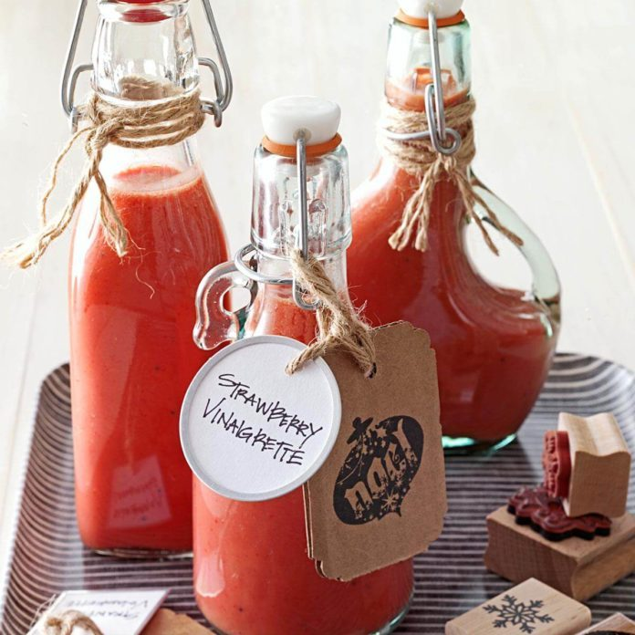Strawberry Vinaigrette