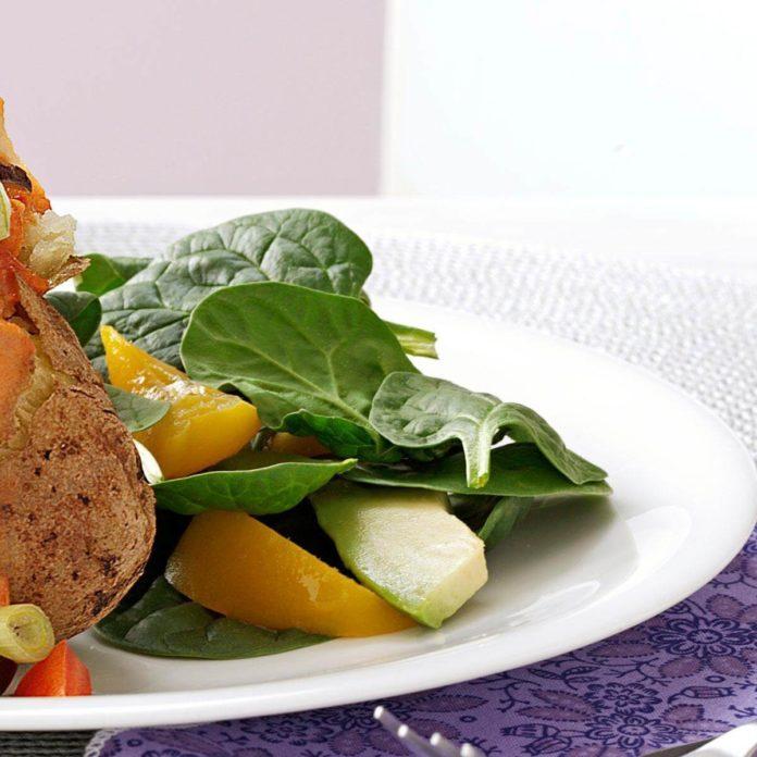 Summer's Best Spinach Salad