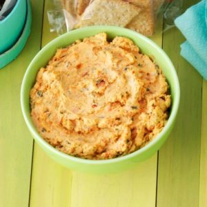Sun-Dried Tomato Goat Cheese Spread