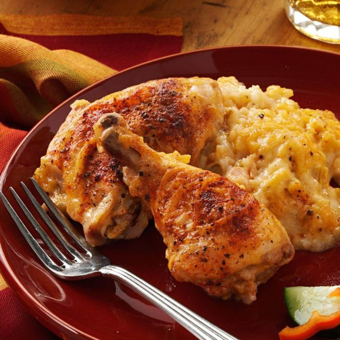Sunday chicken taste of home sunday chicken recipe photo by taste of home forumfinder Choice Image