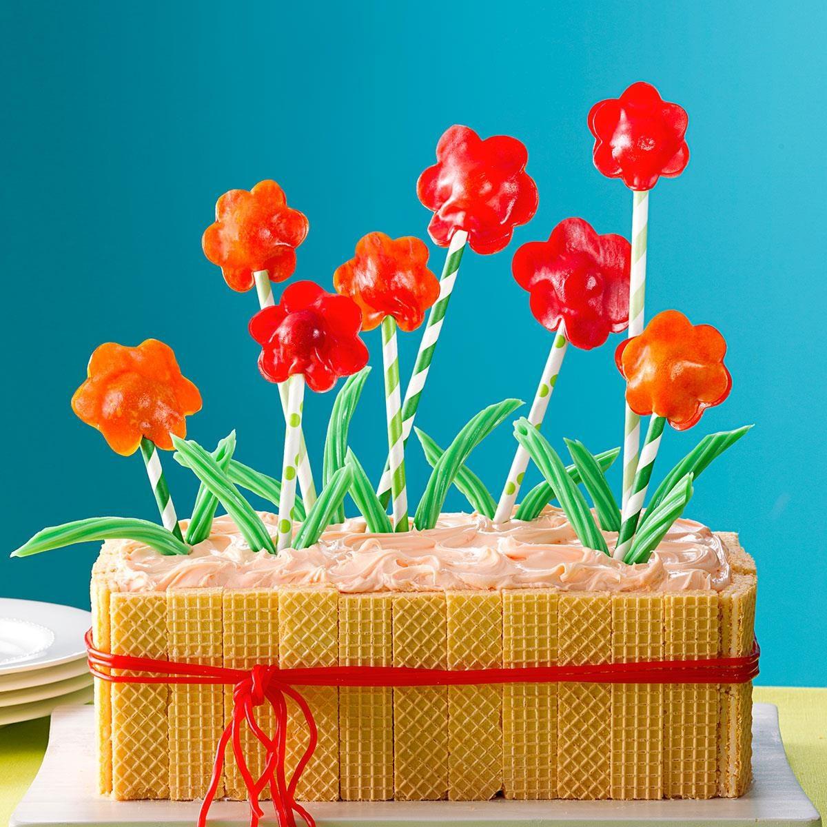 Home Cake Decorating: Sunshine Cake Recipe