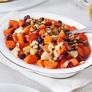 Sweet Holiday Carrots