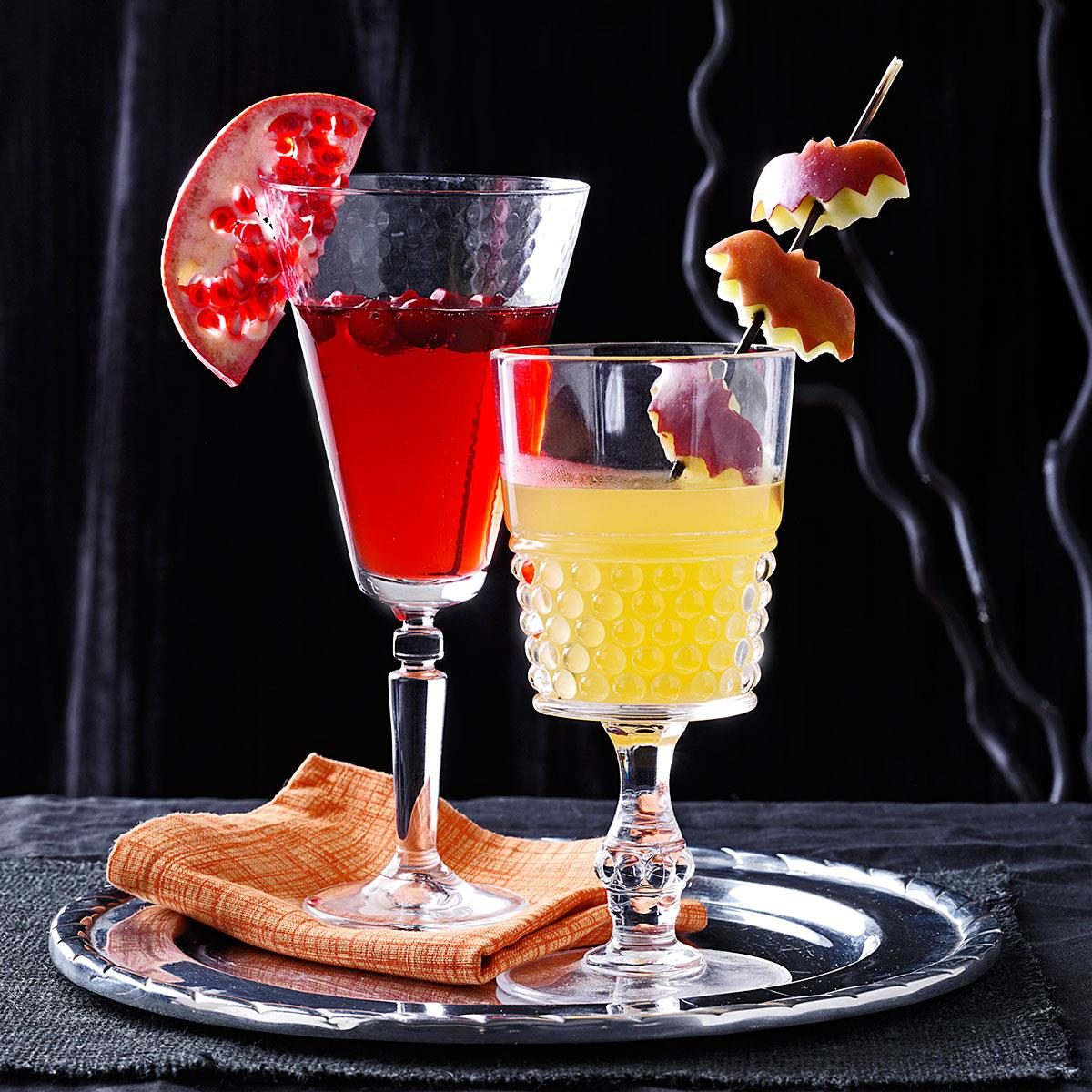 25 Scary Good Halloween Drinks to Serve This Year