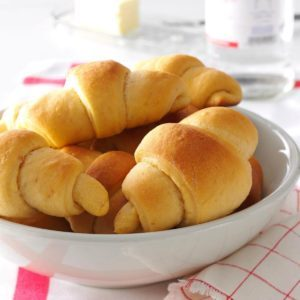 Sweet Potato Crescents