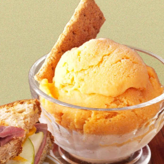 Sweet Potato Pie Ice Cream