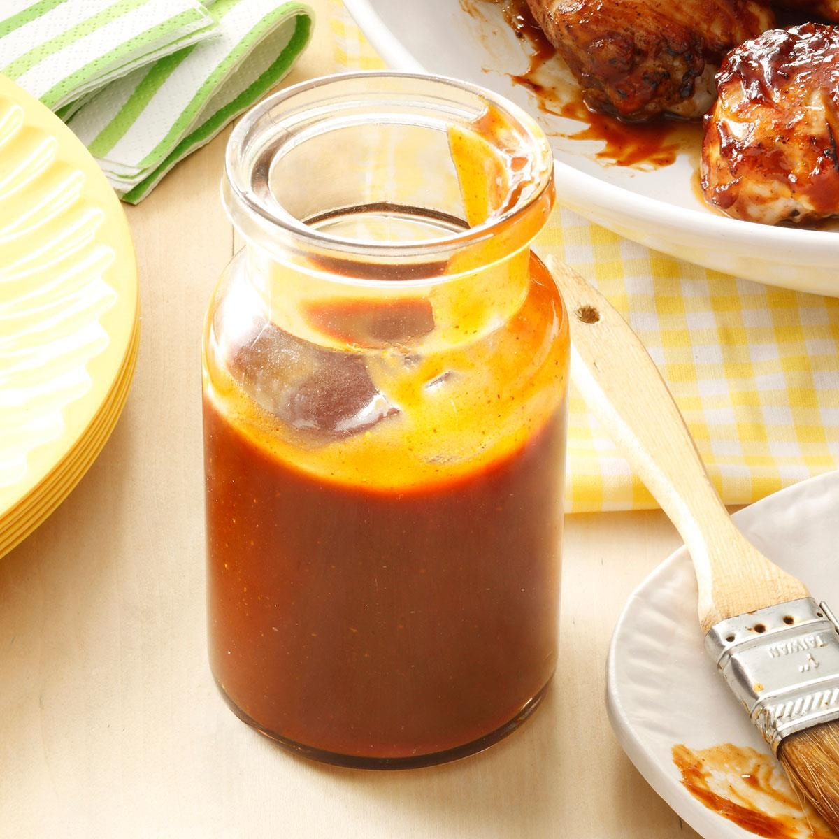Sweet & Spicy Barbecue Sauce Recipe