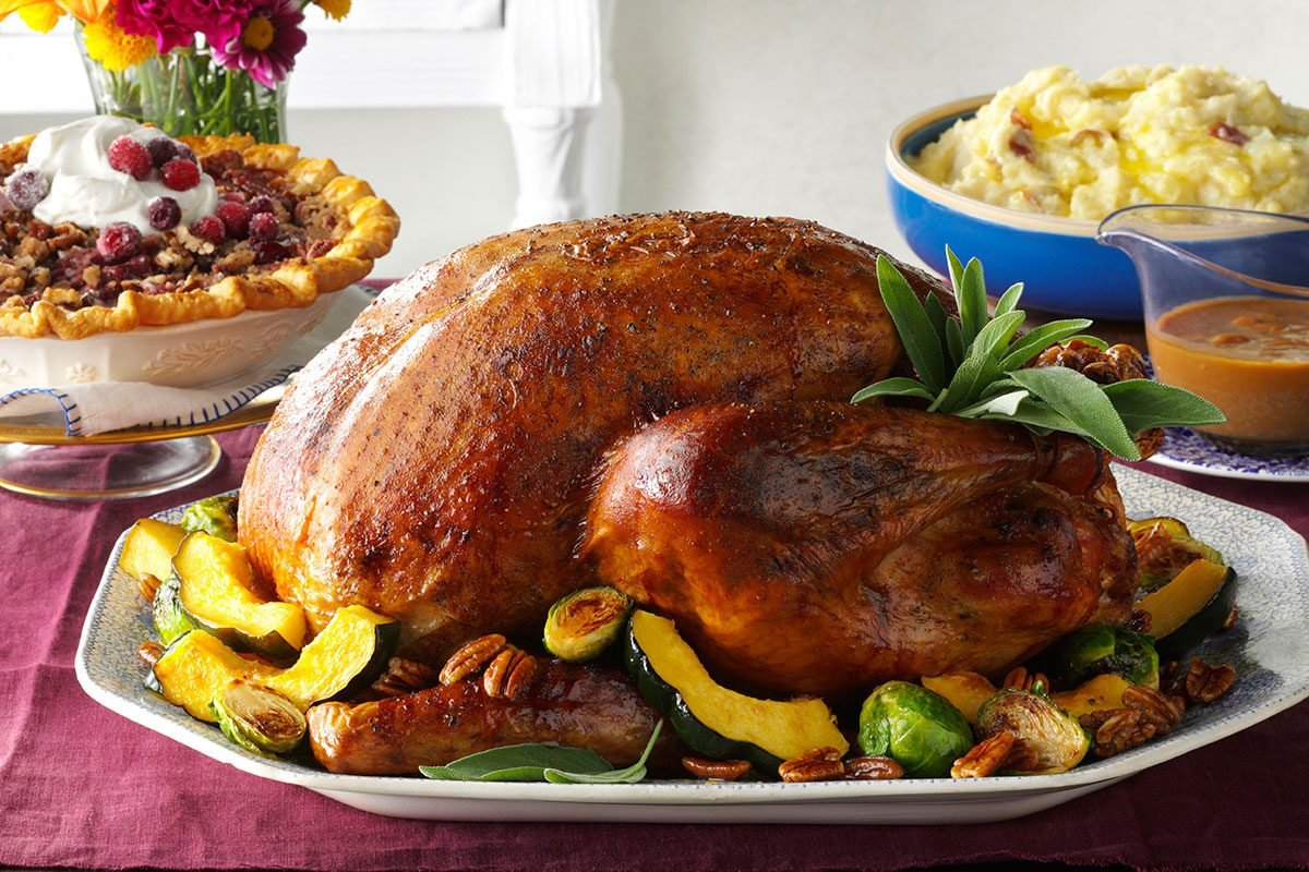 Your Step-by-Step Guide for How to Cook a Turkey