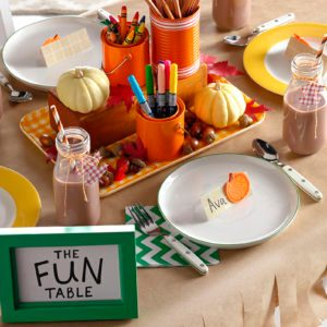 An Argument for a Kids' Table at Thanksgiving