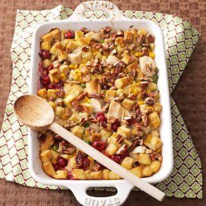 TLC (Thanksgiving Leftover Casserole)