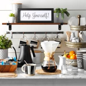 11 Inspiring Coffee Bar Ideas That Deserve a Place in Your Home